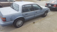 Picture of 1991 Pontiac Grand Am 4 Dr LE Sedan, exterior