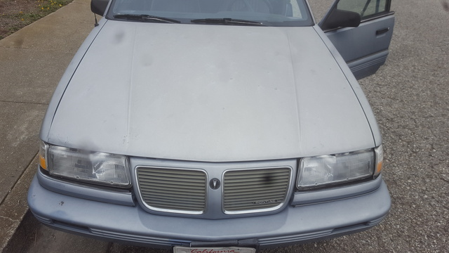 Picture of 1991 Pontiac Grand Am 4 Dr LE Sedan