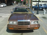Picture of 1987 Chrysler Le Baron Town and Country Wagon, exterior