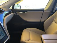 Picture of 2015 Tesla Model S 70D, interior
