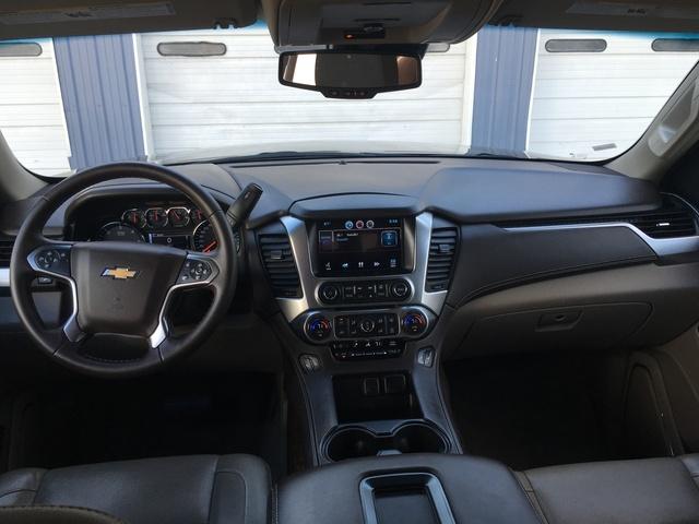 2015 Chevrolet Tahoe Pictures Cargurus