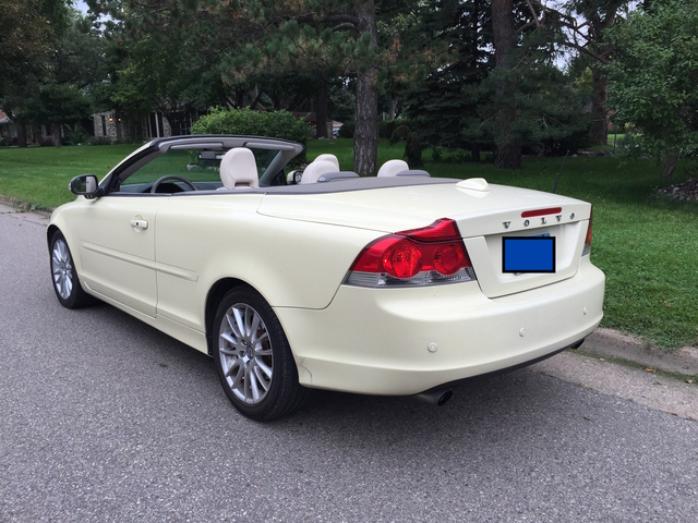 Picture of 2009 Volvo C70 T5, exterior, gallery_worthy