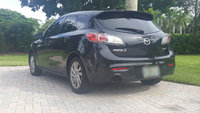 Picture of 2012 Mazda MAZDA3 i Touring, exterior