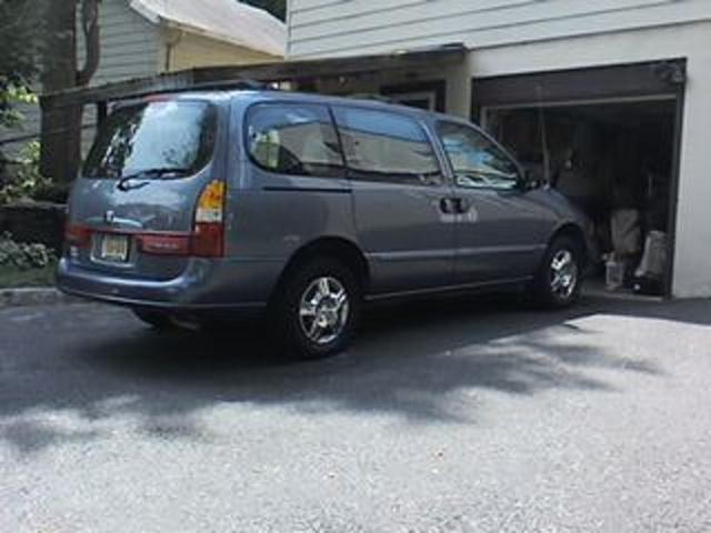 Picture of 2000 Mercury Villager 4 Dr Estate Passenger Van