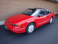 1994 Oldsmobile Cutlass Supreme 2 Dr STD Convertible, 1994 OLDS CUTLASS SUPREME CONVERTIBLE, exterior
