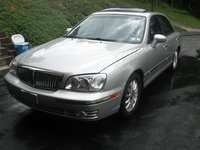 Picture of 2005 Hyundai XG350 4 Dr L Sedan, exterior