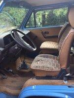 Picture of 1981 Volkswagen Vanagon Camper Passenger Van, interior