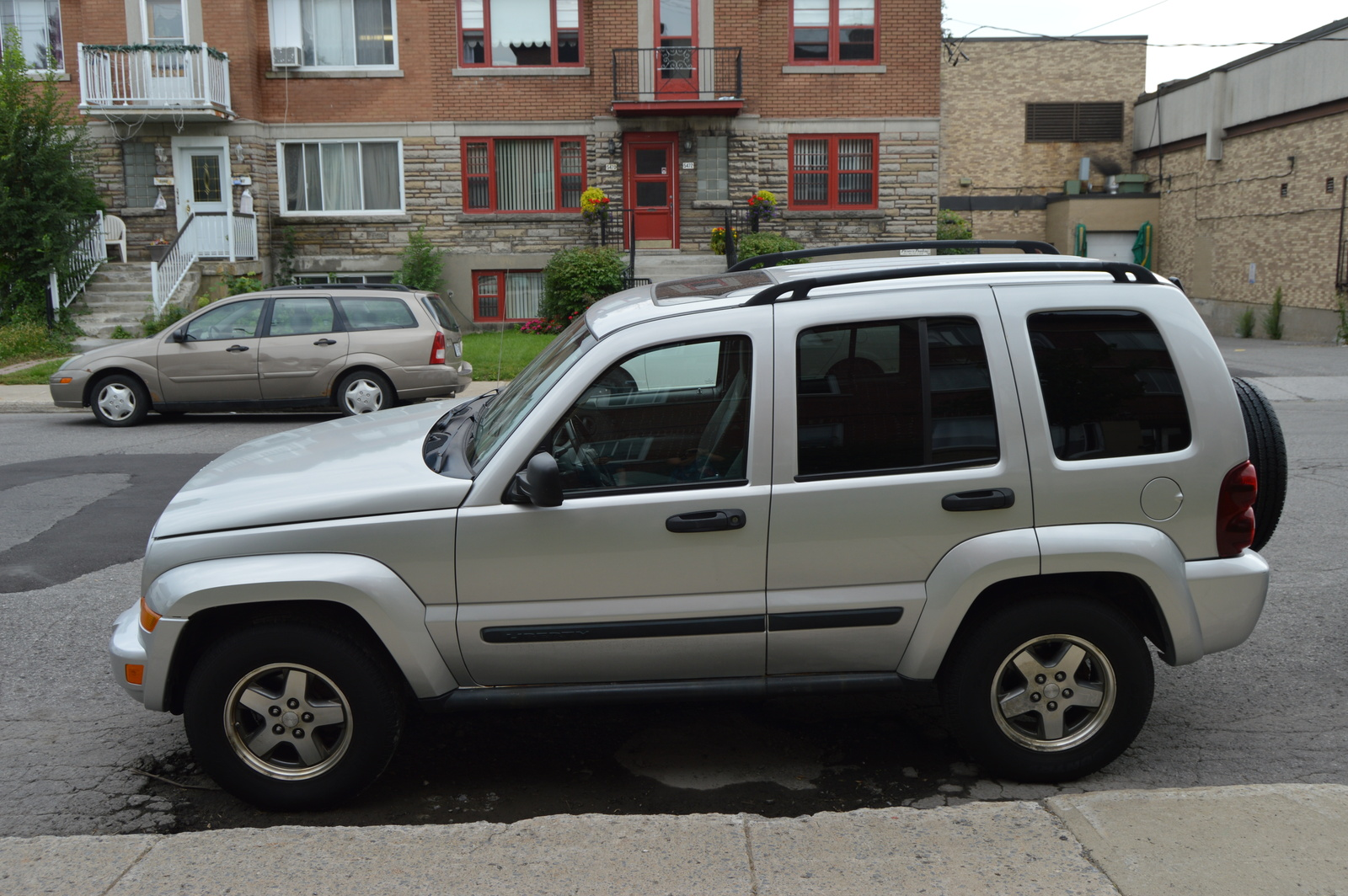 jeep liberty questions - can i put my own car for sell? - cargurus