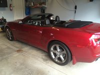 Picture of 2013 Chevrolet Camaro LT2 Convertible