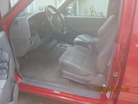 Picture of 1996 Isuzu Rodeo 4 Dr S V6 4WD SUV, interior