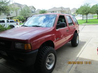 1996 Isuzu Rodeo Overview