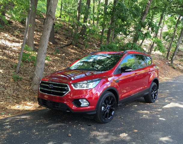 Used Car Ford Escape Hybrid