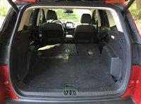 2017 Ford Escape Titanium AWD, 2017 Ford Escape Cargo, interior