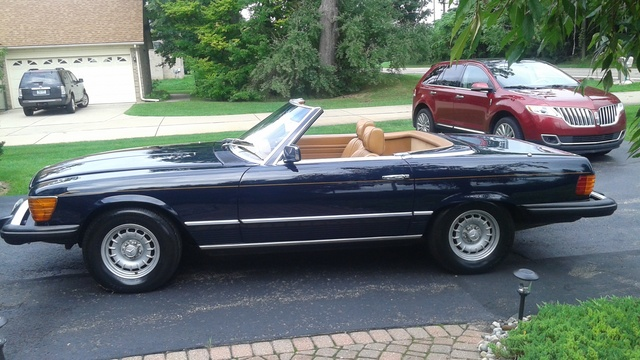 Picture of 1979 Mercedes-Benz SL-Class 450SL