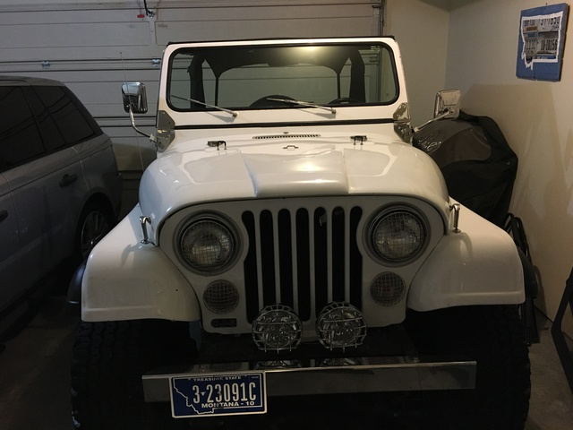 Picture of 1976 Jeep CJ5