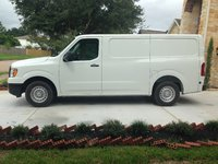 Picture of 2014 Nissan NV Cargo 3500 HD S, exterior