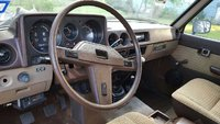 Picture of 1984 Toyota Land Cruiser 4 Dr STD 4WD, interior