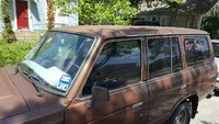 Picture of 1984 Toyota Land Cruiser 4 Dr STD 4WD, exterior