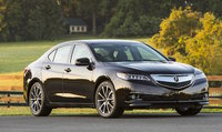 2017 Acura TLX Picture Gallery