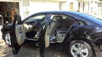 Picture of 2016 Ford Taurus SE, interior