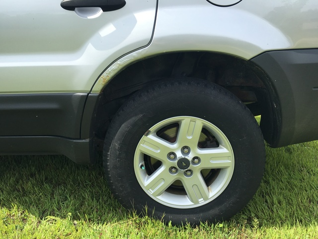 Picture of 2005 Ford Escape Hybrid AWD, exterior