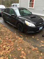 Picture of 2011 Subaru Legacy 2.5GT Limited, exterior