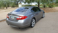 Picture of 2013 Infiniti M56 Base, exterior