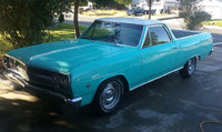 1965 Chevrolet El Camino Overview