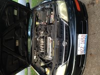 Picture of 1997 Nissan Maxima SE, engine
