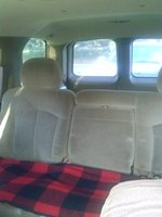 Picture of 2000 Chevrolet Tahoe LS 4WD, interior
