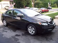 Picture of 2013 Honda Civic LX