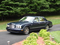 2001 Bentley Arnage Overview
