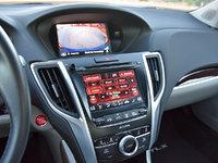 2016 Acura TLX Advance Reversing Camera, interior