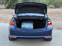 2016 Acura TLX Advance Trunk Space, interior