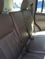 Picture of 2008 Jeep Liberty Sport, interior