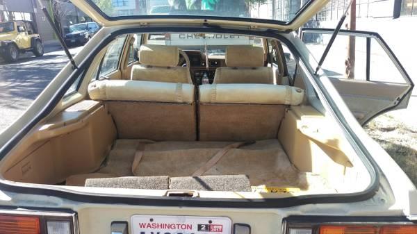 Picture of 1981 Toyota Corona Luxury Edition Hatchback, interior, gallery_worthy