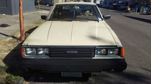 Picture of 1981 Toyota Corona Luxury Edition Hatchback, exterior, gallery_worthy