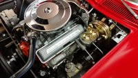Picture of 1964 Chevrolet Corvette Convertible Roadster, engine