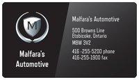 Malfaras Automotive Sales & Service logo