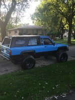 Picture of 1984 Toyota 4Runner 2 Dr STD, exterior