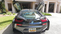 Picture of 2015 BMW i8 AWD Coupe, exterior