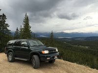 1999 Toyota 4Runner 4 Dr SR5 4WD SUV, Driving up towards Mosquito Pass (CO), exterior