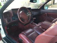 Picture of 1993 Cadillac Allante Base Convertible, interior, gallery_worthy