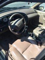 Picture of 2000 Ford Contour 4 Dr SE Sport Sedan, interior