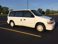 Picture of 1993 Dodge Caravan 3 Dr ES Passenger Van, exterior