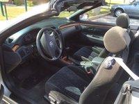 Picture of 2003 Toyota Camry Solara SE Convertible, interior