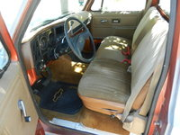 Picture of 1978 Chevrolet C10 Base, interior