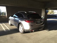 Picture of 2015 Infiniti QX70 AWD, exterior