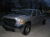Picture of 2008 Chevrolet Silverado 3500HD Work Truck Crew Cab, exterior