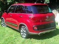 Picture of 2015 Fiat 500L Trekking, exterior